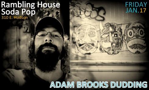 ABD @ Rambling House Soda Pop - FRIDAY, JANUARY 17 (8:00pm) Columbus, OH
