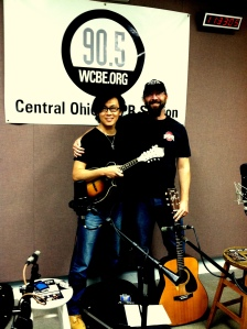 Live from Studio A:  Tom Pang & Adam Brooks Dudding - WCBE 90.5 Columbus, OH